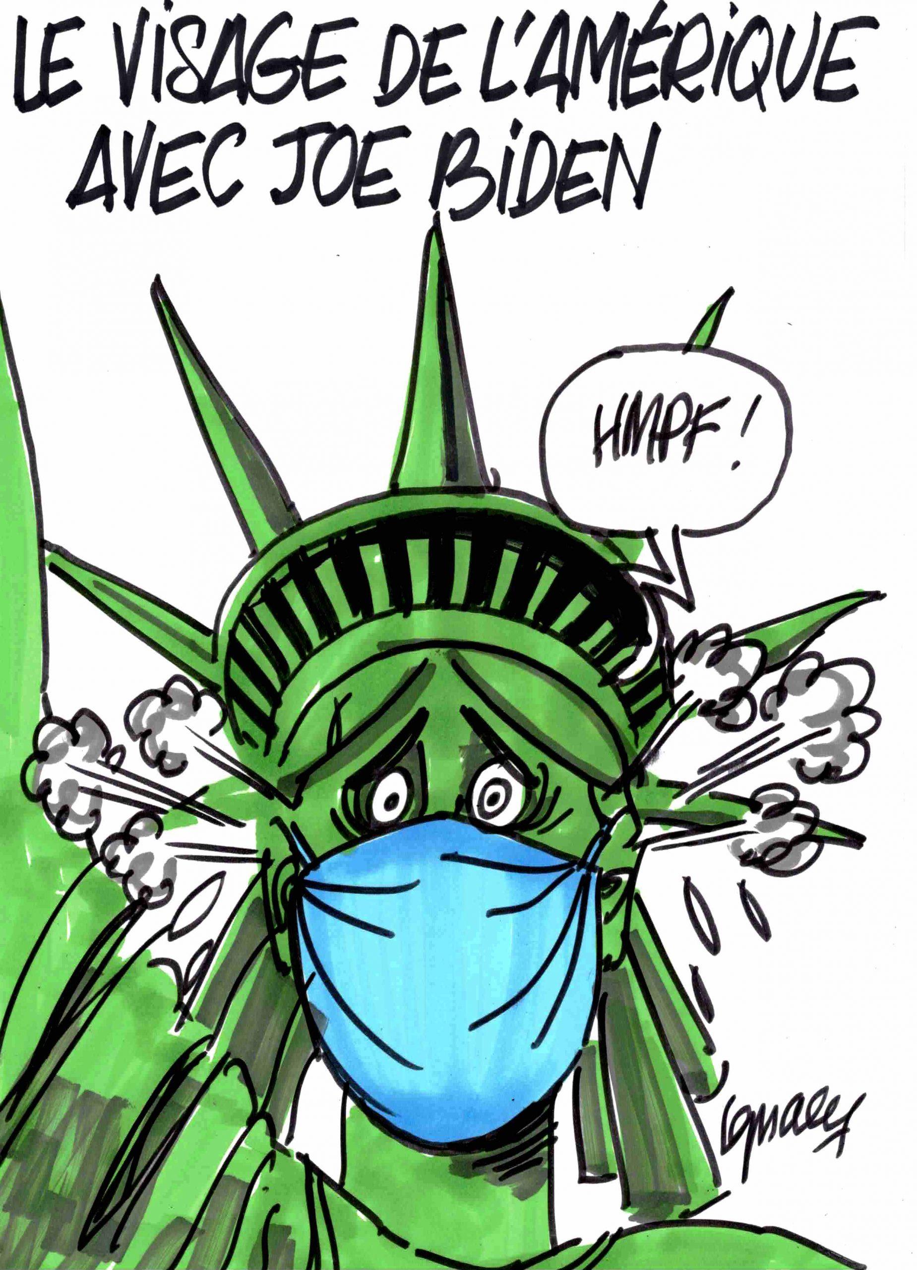 Ignace - L'Amérique de Joe Biden