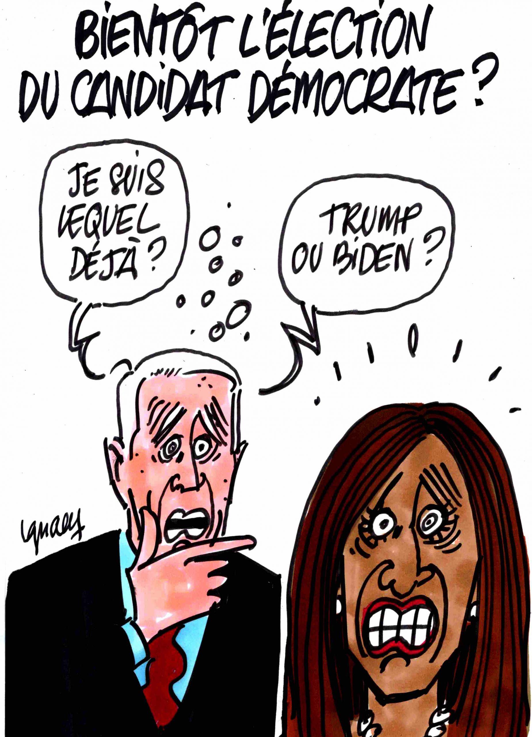 Ignace - Le candidat démocrate bientôt élu ?