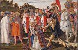 Mercredi 20 janvier – Saint Fabien, Pape et saint Sébastien, Martyrs