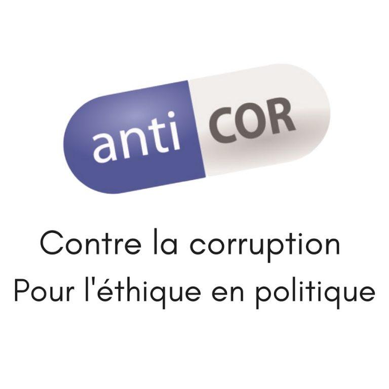 Macron et ses copains auraient-ils peur d'Anticor, l'association anti-corruption ? dans france anticor-768x768