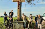 SOS Calvaires : Stat Crux dum volvitur orbis, la Croix demeure tandis que le monde tourne…