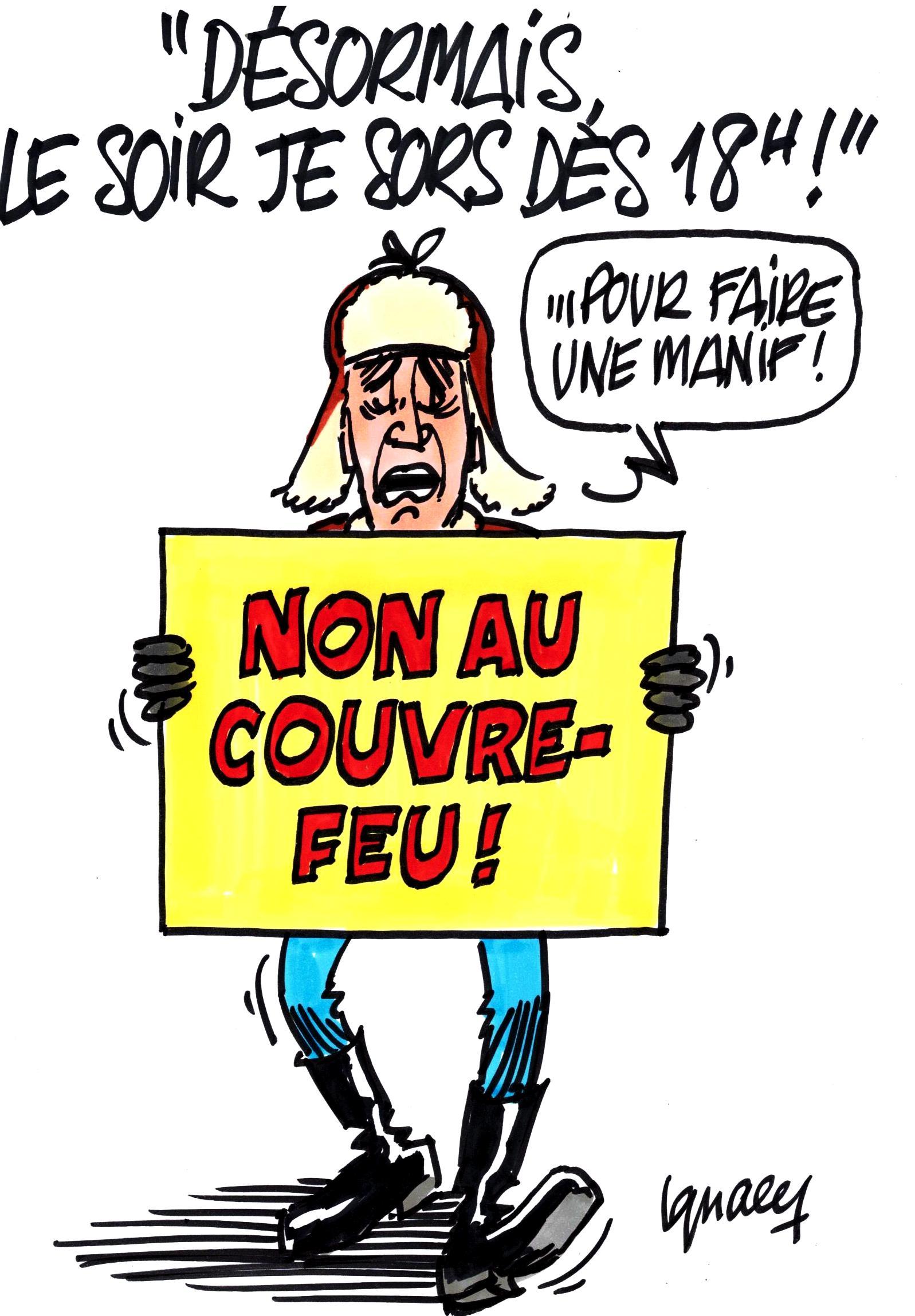 Ignace - Marche pour la liberté