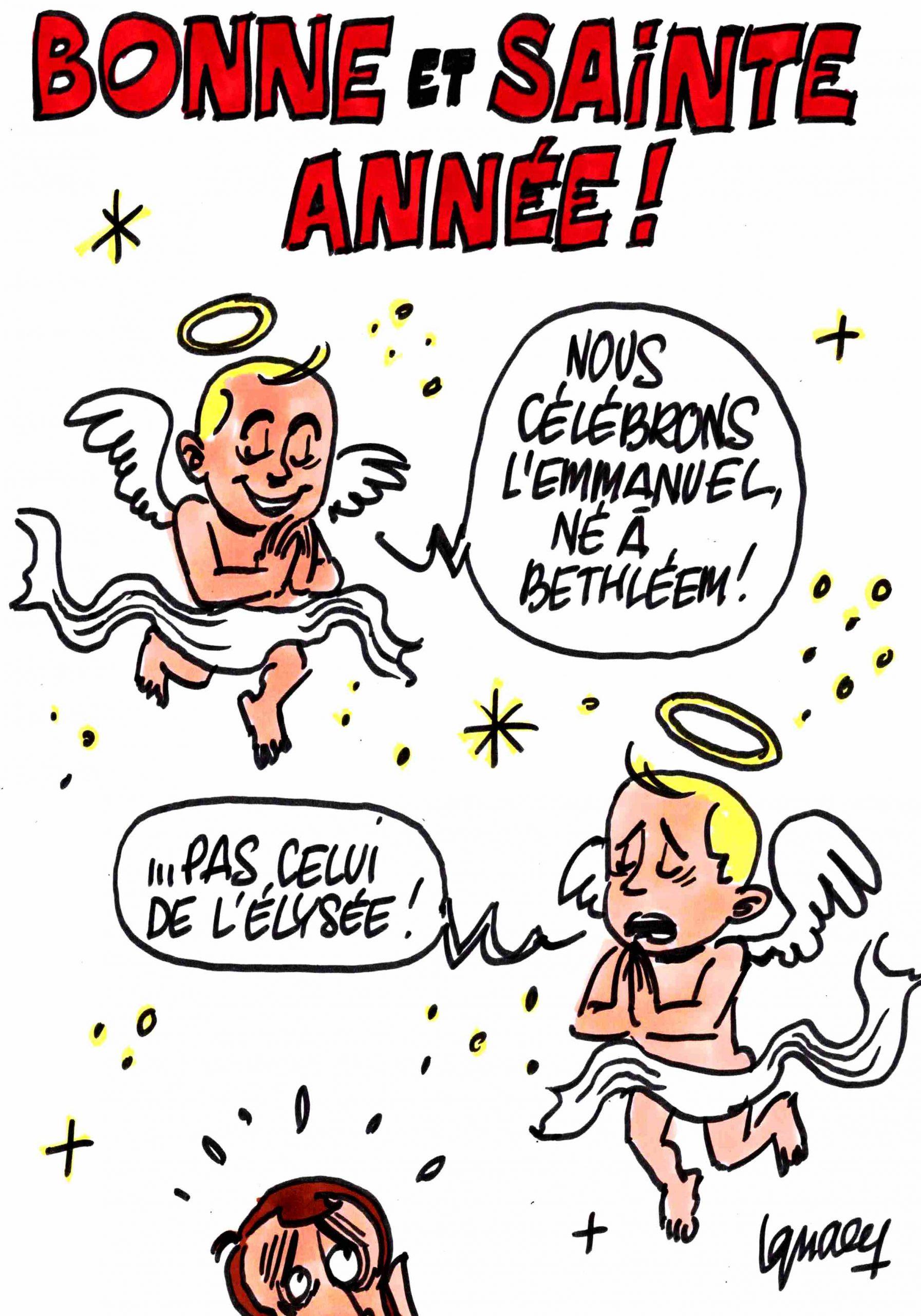 Ignace - Bonne et sainte année !
