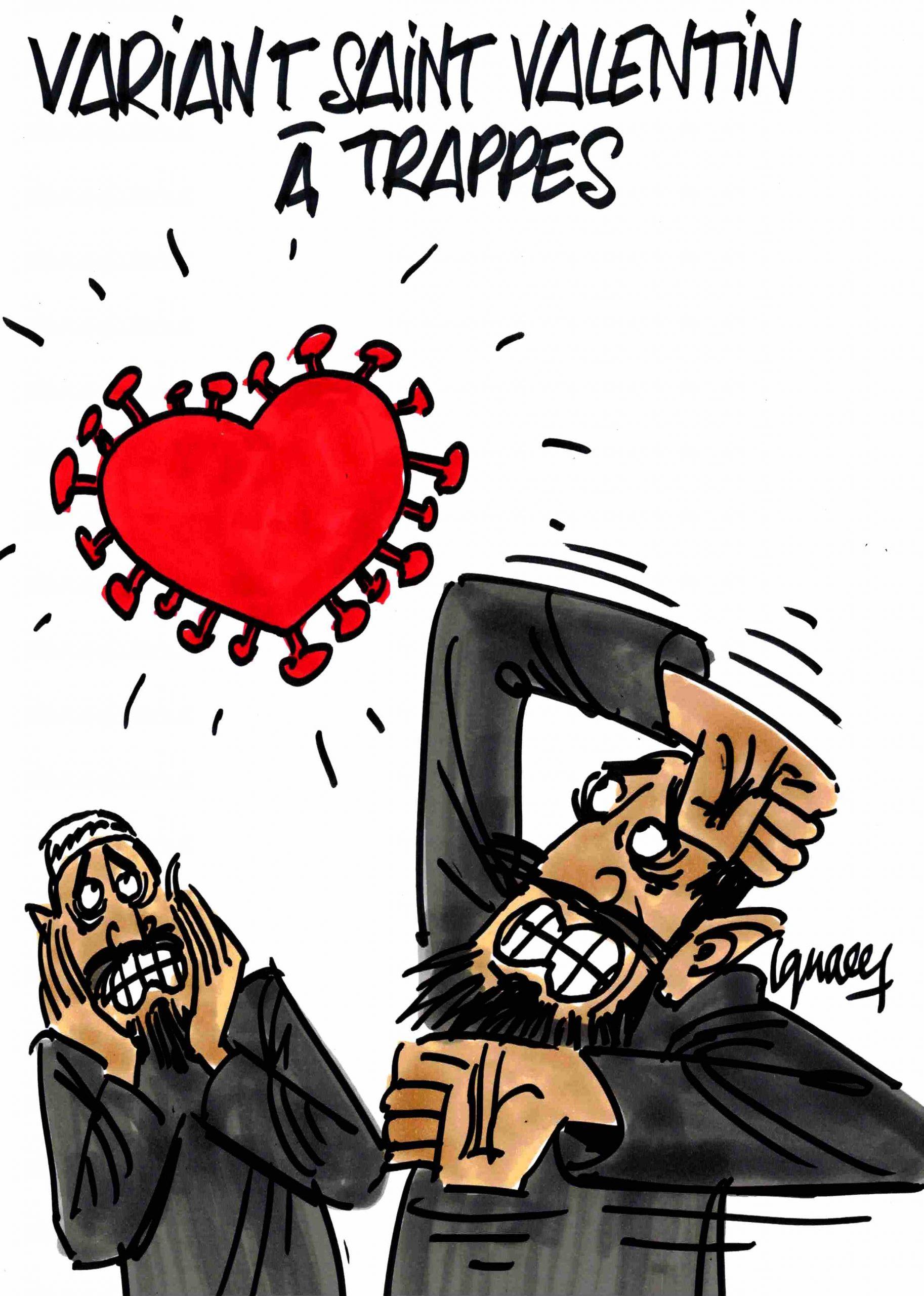 Ignace - Variant saint Valentin à Trappes