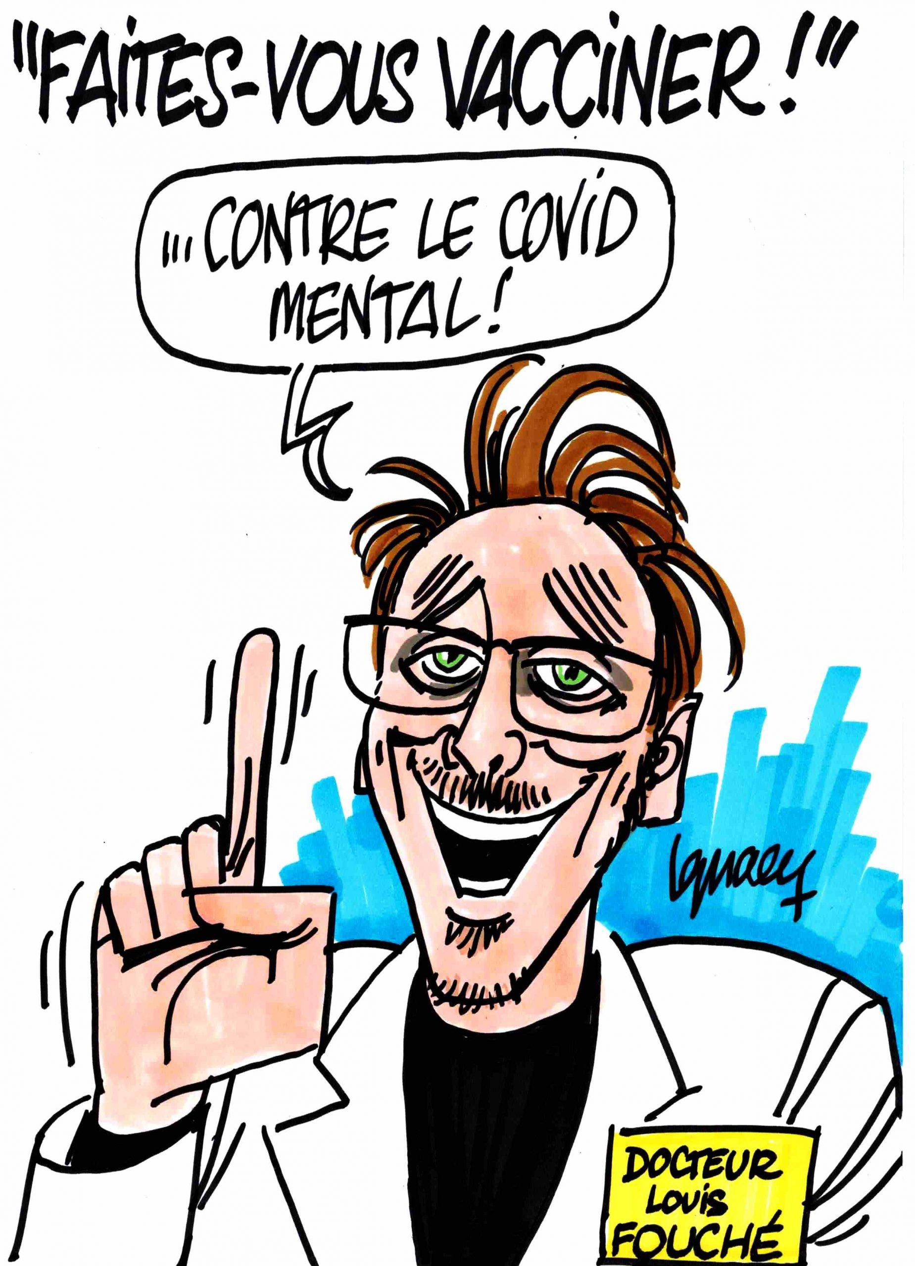 Ignace - Rappel au vaccin