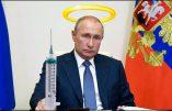 """Vaccin : Poutine 1, Macron 0. La France et l'Europe ridiculisées ! Merkel fait soudain les yeux doux au """"tyran russe"""" !"""
