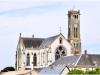 L'abbaye Notre-Dame des Gardes en Anjou, non loin de Cholet © Divine Box