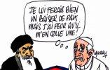 Ignace - François rencontre l'ayatollah