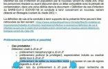 L'Institut Pasteur préconise le test rectal pour détecter le variant breton du Covid