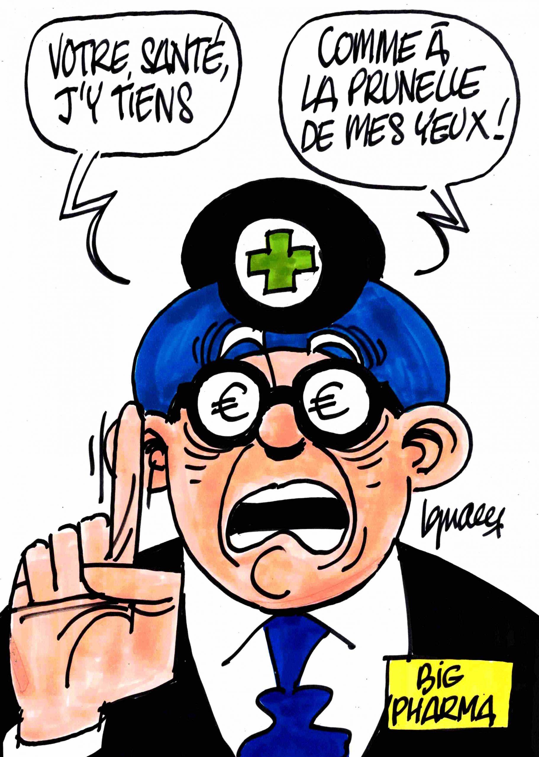 Ignace - Big Pharma tient à notre santé