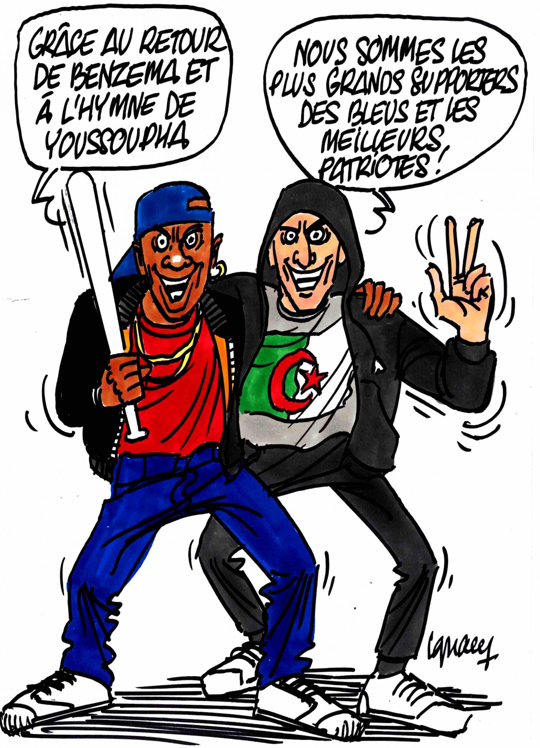 Ignace - Youssoupha, Benzema, etcetera