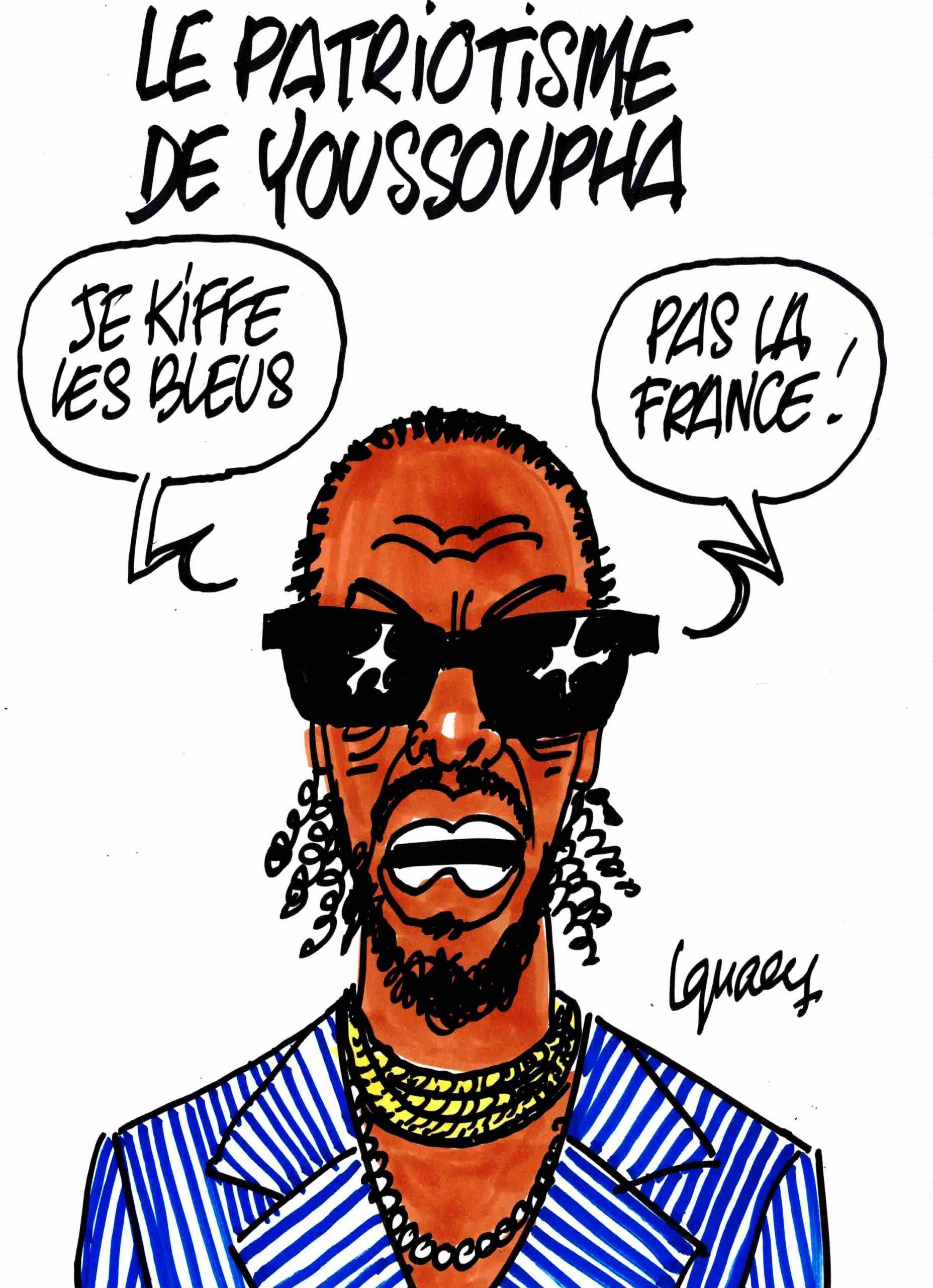 Ignace - Le patriotisme de Youssoupha