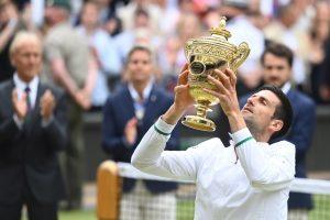 Novak Djokovic, chrétien d'abord